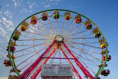 The fair Royalty Free Stock Photography
