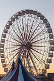 Fair Ferris Wheel Stock Images