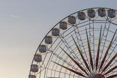 Fair Ferris Wheel Royalty Free Stock Images