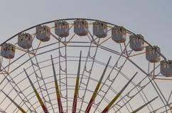 Fair Ferris Wheel Stock Photography