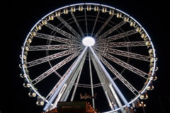 A Fair ground big wheel Stock Photography