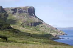 Fair Head; County Antrim. Northern Ireland royalty free stock photography