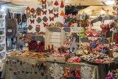 Fair in Krakow Royalty Free Stock Image