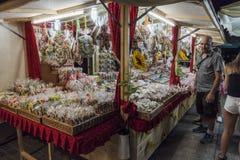 Fair in Krakow Stock Images