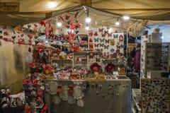 Fair in Krakow Royalty Free Stock Photos