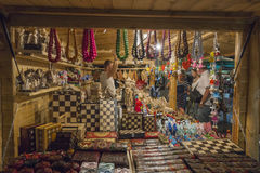 Fair in Krakow Royalty Free Stock Images