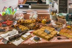 Fair in Krakow Stock Photos