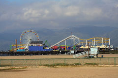 Fair in LA, California Royalty Free Stock Photos