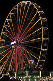 Fair by night Royalty Free Stock Photo
