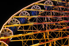 Fair by night Royalty Free Stock Photos