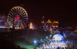 fair night Στοκ Φωτογραφίες