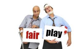Fair play Stock Photos