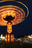 fair ride Στοκ φωτογραφία με δικαίωμα ελεύθερης χρήσης