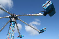 Fair Ride Stock Image