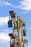 Fair rides Royalty Free Stock Photos