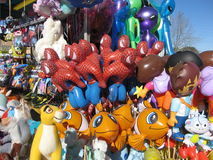 Fair souvenirs Stock Photos
