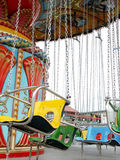 Fair swings Stock Image