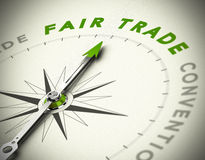 Fair Trade Consulting Royalty Free Stock Images