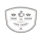 Fair Trade vector Stock Images