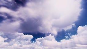 Fair weather forecast news. Theme stock video footage