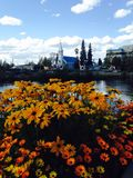 Fairbanks. Alaska, US Royalty Free Stock Images