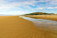 Fairbourne Beach Stock Images