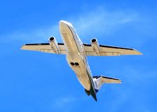2000 FAIRCHILD  DORNIER 328-300 aircraft. This 2000 FAIRCHILD DORNIER 328-300 royalty free stock images