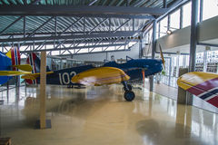 Fairchild pt-19 Stock Photo