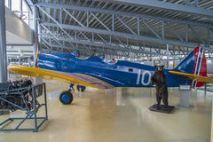 Fairchild pt-19 Royalty Free Stock Images
