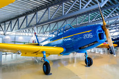 Fairchild PT 26 Cornell. Fairchild PT 19/26 Cornell was the type of aircraft pilots in Little Norway in Canada first got acquainted with. 8190 copies of this Stock Image