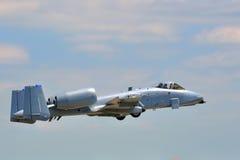 Fairchild Republic A-10 Thunderbolt II stock photo