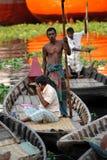 Faire appel de téléphone au fleuve Image libre de droits