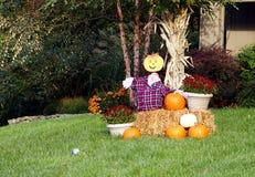 Faire bon accueil à la saison d'automne photo stock