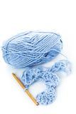 Faire du crochet Images stock