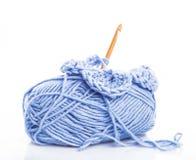 Faire du crochet Photo stock
