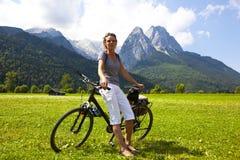 Faire du vélo photos libres de droits