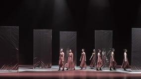 """Faire la navette par histoire-Romance du  reflété de shelter†de dance""""No du ` s de Fleur-Huang Mingliang Photos stock"""