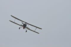 Fairey Swordfish przy Biggin wzgórzem Airshow fotografia royalty free