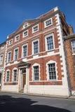 Fairfax hus i York Arkivbild