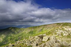 Fairfield Crag Royalty Free Stock Images