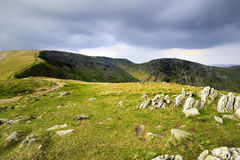 Fairfield and Hart Crag Royalty Free Stock Photography