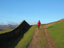 fairfield hiking подкова Стоковое Изображение