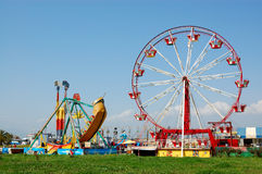 Fairground Royalty Free Stock Photography