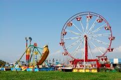 Fairground royalty free stock photography