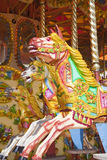 Fairground horse Stock Image