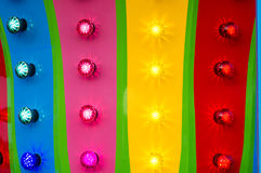 Fairground Lights Stock Images