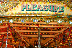 The Fairground Stock Photography
