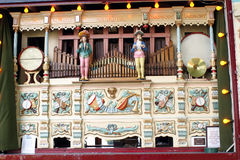 Fairground Music Organ Stock Images