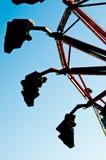 fairground przejażdżka Zdjęcia Royalty Free