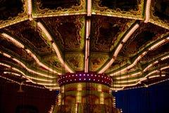 Fairground przejażdżka Obrazy Royalty Free